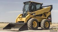 2005 Caterpillar SKID STEER 268B HIGH FLOW XPS