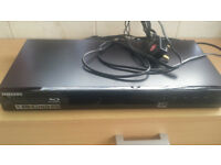 Samsung Blu-Ray Player - Black BD-P1580