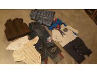 Boy clothes bundle 6-9mths
