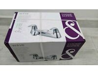 Cooke & Lewis bath taps RRP: £62. Sealed and New
