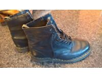 DR MARTENS AS NEW, ONLY 29£!!!!!!SIZE 41