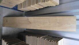 Brand new high quality 5985 laminate floor flooring unboxed 12mm 23.5sq meters