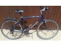 Cannondale H400 CAAD 2 Hybrid / road bike NOW ONLY 95.00 BARGIN BICYCLE NOW