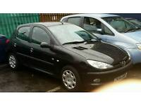 Peugeot 206 1.2 BREAKING FOR SPARES