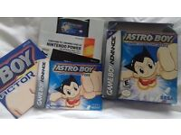 ASTRO BOY OMEGA FACTOR NINTENDO GBA MINT COMPLETE / PAY-PAL.