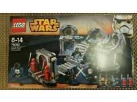 LEGO Star Wars Death star final dual set *new* darth vader