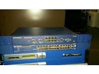 Netgear prosafe firewall fvx538 netgear smart switch fs526t