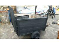 tailgate trailer 3 x 4