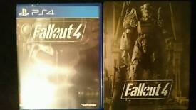 fallout 4 ps4 steelbook edition