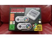 Brand New Nintendo SNES Mini