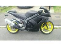 Yamaha YZF 125cc/Replice /ZT125-3A TIGER