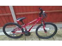 Great 24inch apollo mountain bike in good condition all fully working