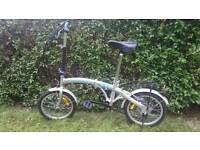 FOR SALE - FOLDING BICYCLE - Proteam FOR SALE