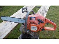 Husqvarna 137 chainsaw not sthil