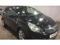 2009 Vauxhall Corsa 1.2 SXI 16v, 3 Door, Petrol, Manual, MOT 12 Months*, SUPER CLEAN