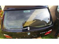 BMW E61 E60 5 SERIES TOURING ESTATE TAILGATE BOOT LID 2008