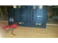 kenwood kac-1021 & kac-821 ampilfiers