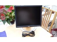 "Dell 17"" UltraSharp Flat Panel Monitor (Reduced from £15)"