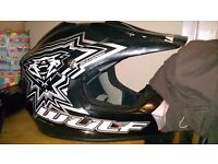 Boys quad helmet