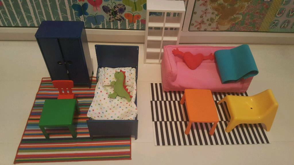 ikea dolls house furniture. Ikea Doll House/Barbie Furniture Dolls House