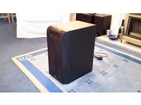YAMAHA SUBWOOFER SYSTEM Y.S.T SW 90 EXELLENT CONDITION COULD DELIVER LOCALLY