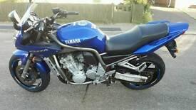 Yamaha 1000cc 2002 £2,250 - Gorgeous, awesome bike!