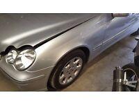 Mercedes C180 K,C200 K,C230 K,C class,W203,271 engine,spares,breaking,parts
