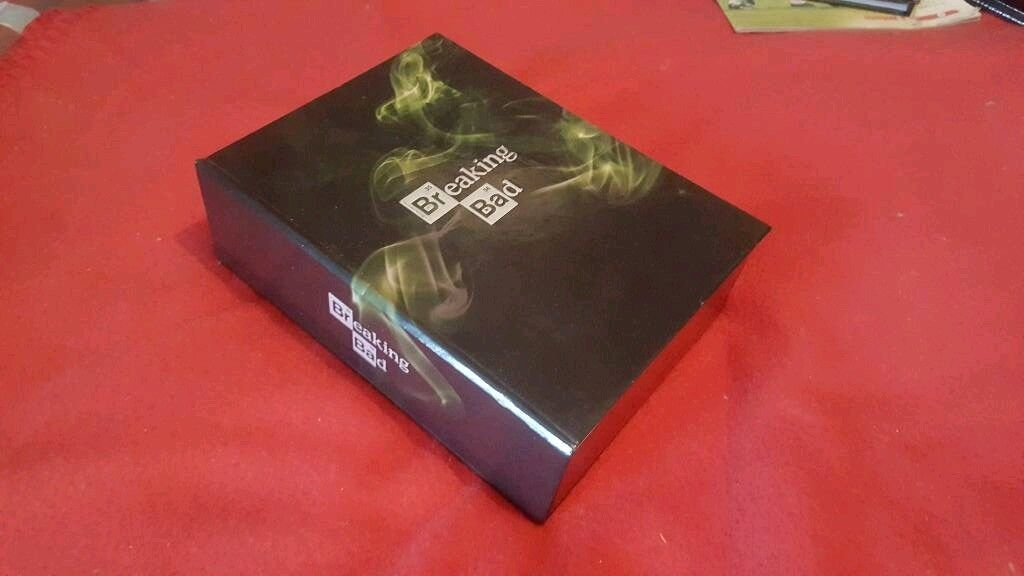 Breaking bad boxset