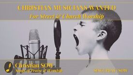 Christian SoW: Christian Musicians Wanted