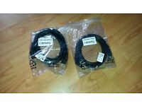 2metre and 1 15 metre hdmi cables