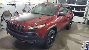 2015 Jeep Cherokee Trailhawk*TOIT*CUIR*NAVIGATION*