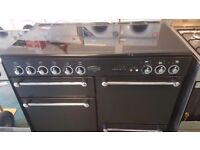 Rangemaster ceramic cooker perfect working order and in good condition excellent family sized cooker