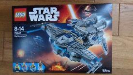 Lego Star Wars Star Scavenger 75147 BNISB