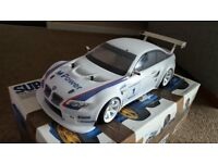 Tamiya 1/10 BMW 3 Series Coupe Radio Control car