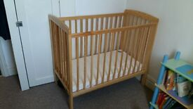 Obaby Compact Cot