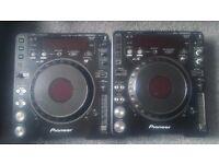 Pioneer CDJ 1000 mk3 - Pair