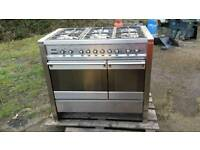 Commercial LPG cooker