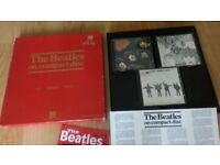the beatles 3 x cd box set HMV ltd edition