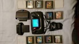 Sega Game Gear & games etc