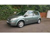 2006 RENAULT SCENIC 1.6 + AUTOMATIC + 55K LOW MILEAGE + IMMACULATE *BARGAIN*