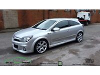 VAUXHALL ASTRA H MK5 VXR 2.0 TURBO SILVER BREAKING SPARES PARTS SALVAGE