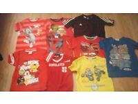 Kids' Clothes 7 - 10 years 55 pieces