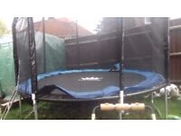 Trampoline for sale £65