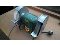 Record Power RSBG8 500W Grinder with coarse and wide fine stone