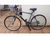"Apollo Transfer Mens Hybrid Bike 21"" VGC bicycle"