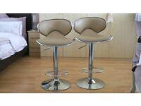 pair ofkitchen /bar stools