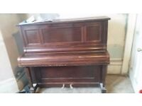 Upright Piano Old Good Condition