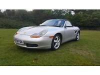 Porsche 2.5 Boxster with a full service history PX considered