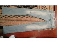 Hollister skinny jeans ladies American size 0