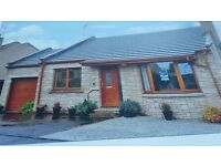 For Sale or Exchange 2 Bedroom Bungalow for a Country Property with some land in Aberdeenshire